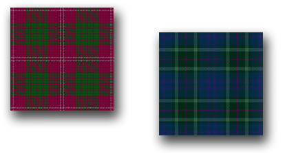 Crawford tartan.  Author: Celtus.  Copyright: This file is licensed under the Creative Commons Attribution ShareAlike 2.5 License. In short: you are free to share and make derivative works of the file under the conditions that you appropriately attribute it, and that you distribute it only under a license identical to this one.